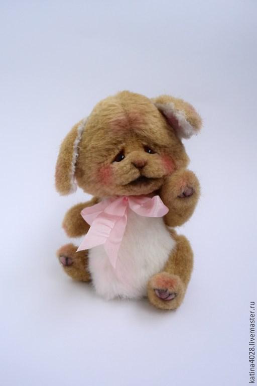 Мишки Тедди ручной работы. Ярмарка Мастеров - ручная работа. Купить Иржик. Handmade. Разноцветный, тедди, новогодний подарок