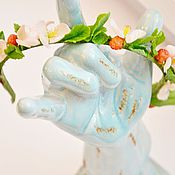 """Украшения ручной работы. Ярмарка Мастеров - ручная работа Диадема """"Sweet berry"""". Handmade."""