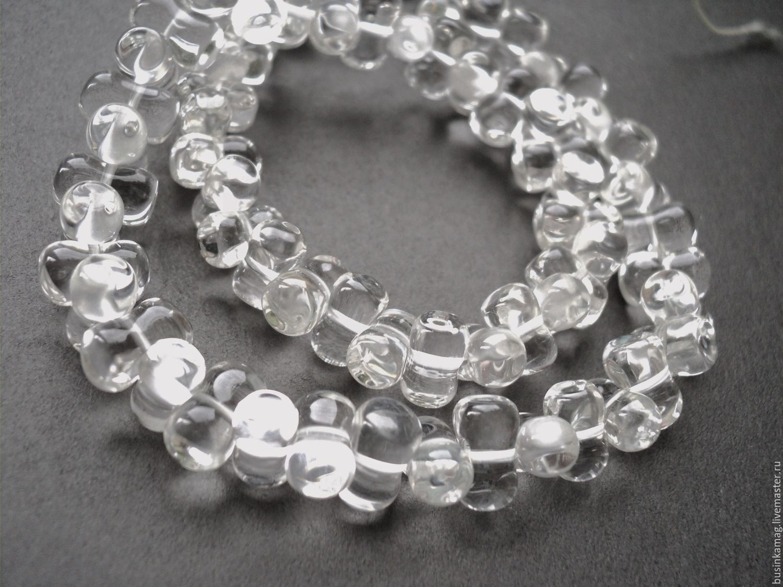 Rhinestone (imitation) beads dumbbells 10/5mm, Beads1, Zheleznodorozhny,  Фото №1