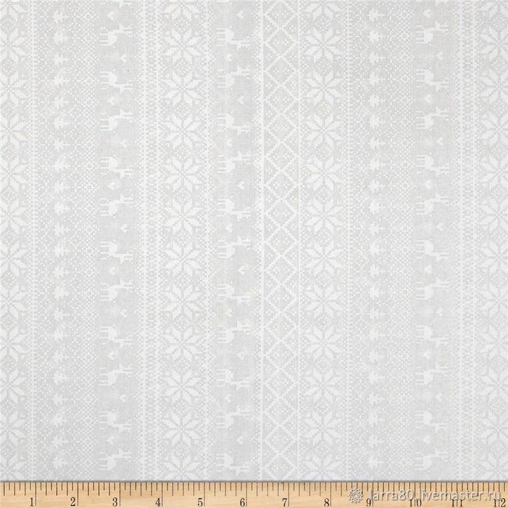 Хлопок Knitted Sweater White on White США, Ткани, Ярославль,  Фото №1
