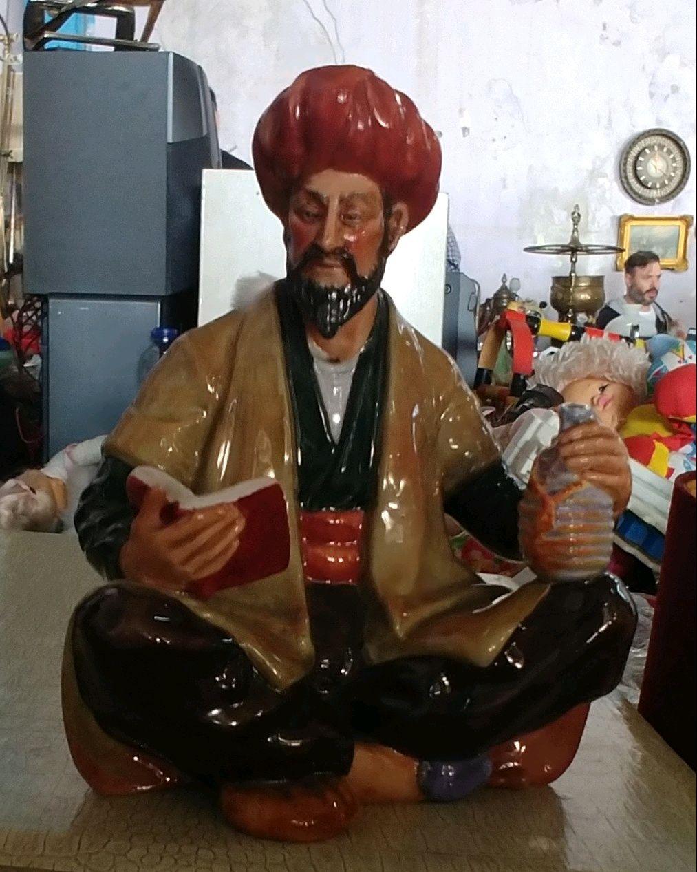 """Винтаж: Фарфоровая статуэтка """"Omar Khayyam"""", Винтажные сувениры, Липецк, Фото №1"""