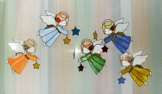 Ангелы и звёзды для Ирины