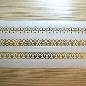 Штампы ручной работы. Ярмарка Мастеров - ручная работа Золотой стикер № 1181. Handmade.
