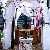 """Свадебный салон ручной работы. Ярмарка Мастеров - ручная работа """"Сирень"""". Handmade."""