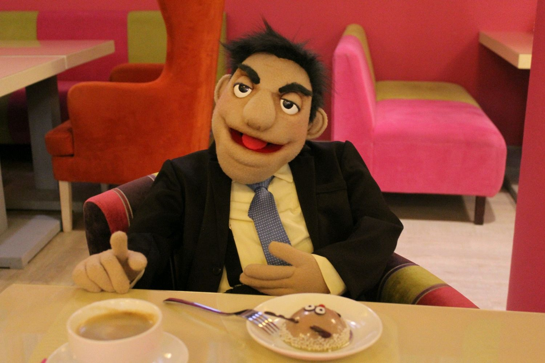 Mister.Ray, театральная кукла видеоблогер, паппет на заказ.Маппет, Куклы и пупсы, Пермь,  Фото №1
