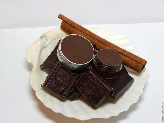 Бальзам для губ ручной работы. Ярмарка Мастеров - ручная работа. Купить Бальзам для губ шоколад ,кокос и авокадо. Handmade.