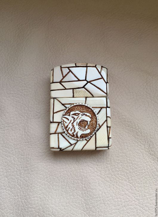 """Подарки для мужчин, ручной работы. Ярмарка Мастеров - ручная работа. Купить """"Гори оно ОГНЁМ !"""" :). Handmade. Бивень мамонта"""