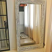 Для дома и интерьера ручной работы. Ярмарка Мастеров - ручная работа Черно-белое зеркало. Handmade.