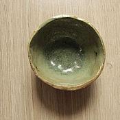 "Посуда ручной работы. Ярмарка Мастеров - ручная работа Пиала для чая ""Натуральная"". Handmade."