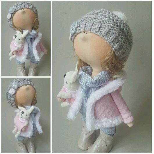 Куклы тыквоголовки ручной работы. Ярмарка Мастеров - ручная работа. Купить Интерерная кукла. Handmade. Интерерная кукла, текстильная кукла
