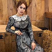 Одежда handmade. Livemaster - original item Author`s dress Valentine. Handmade.