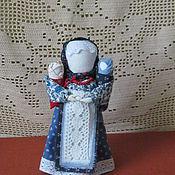 Народная кукла ручной работы. Ярмарка Мастеров - ручная работа Народная кукла оберег Мамушка. Handmade.