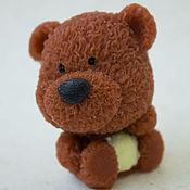 """Косметика ручной работы. Ярмарка Мастеров - ручная работа Мыло """"Медвежонок"""". Handmade."""