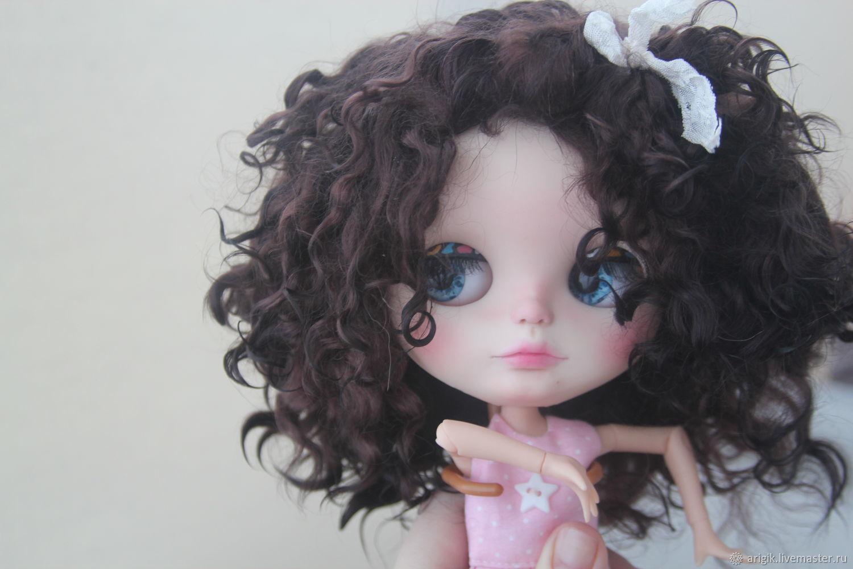 Парик для Блайз, Одежда для кукол, Видное,  Фото №1