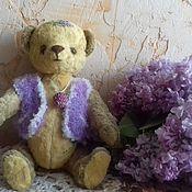 Куклы и игрушки handmade. Livemaster - original item teddy bear lavander. Handmade.