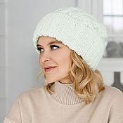 Аксессуары handmade. Livemaster - original item Mohair cap