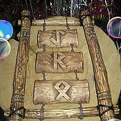 Фен-шуй и эзотерика handmade. Livemaster - original item Runes to help. Handmade.