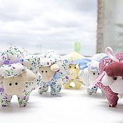 """Куклы и игрушки ручной работы. Ярмарка Мастеров - ручная работа Игрушки """"Интерьерные овечки"""". Handmade."""