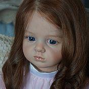Куклы и игрушки ручной работы. Ярмарка Мастеров - ручная работа кукла реборн Эмилия. Handmade.