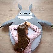 Куклы и игрушки handmade. Livemaster - original item Super big Totoro-120смподушка for a hug. Handmade.