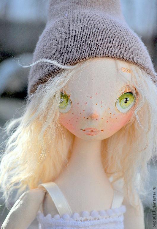 Коллекционная кукла Тролька, Куклы и пупсы, Майкоп,  Фото №1