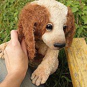 Куклы и игрушки ручной работы. Ярмарка Мастеров - ручная работа Джеф - друг сердечный. Handmade.