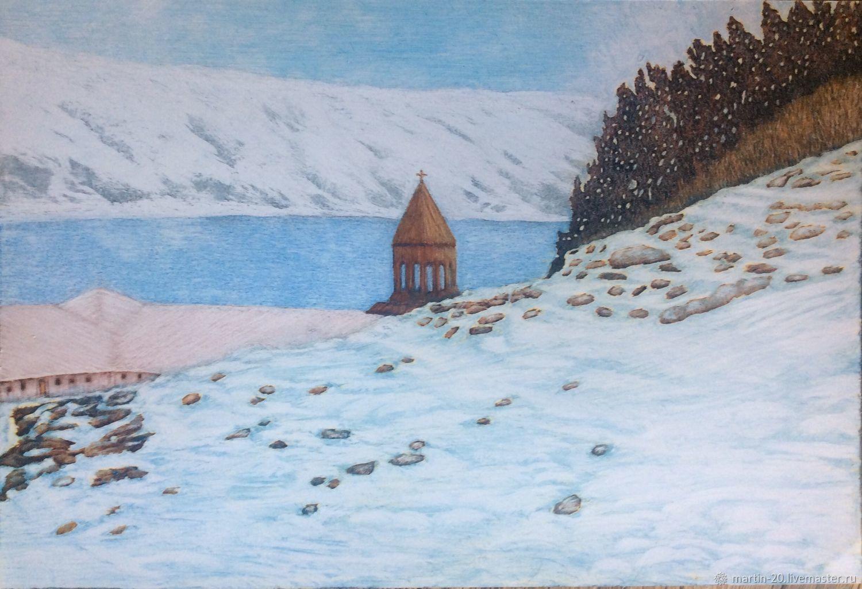 Севан, Картины, Тбилиси,  Фото №1