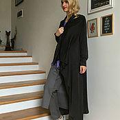Одежда ручной работы. Ярмарка Мастеров - ручная работа Кардиган из тонкой шерсти COMFORT. Handmade.