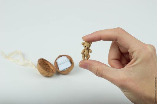 миниатюрный мишка тедди
