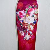 Одежда ручной работы. Ярмарка Мастеров - ручная работа Юбка цветы. Handmade.