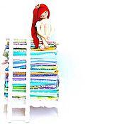 Куклы и пупсы ручной работы. Ярмарка Мастеров - ручная работа Принцесса на горошине. Handmade.