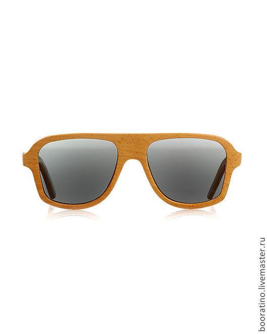 Очки ручной работы. Ярмарка Мастеров - ручная работа. Купить Солнцезащитные очки Swag. Handmade. Солнечные, из дерева, booratino, коричневый