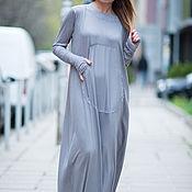 Одежда handmade. Livemaster - original item Stylish light grey jumpsuit - JP0400TR. Handmade.