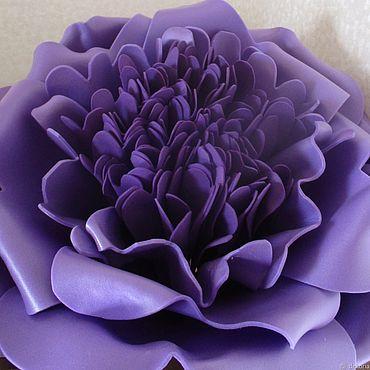 Свадебный салон ручной работы. Ярмарка Мастеров - ручная работа Пионовидные розы. Handmade.