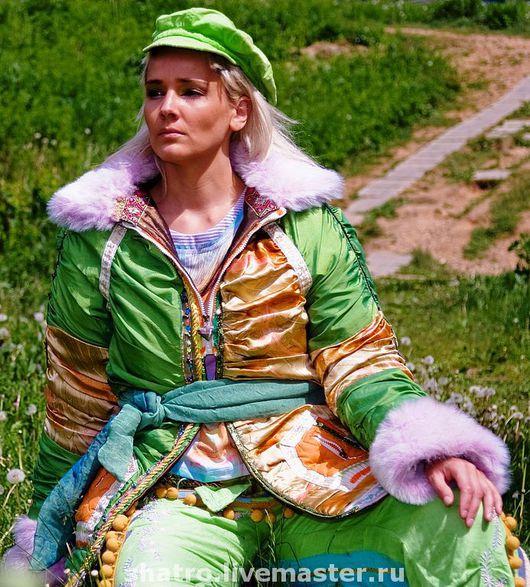 Верхняя одежда ручной работы. Ярмарка Мастеров - ручная работа. Купить куртка ЛУЧ СВЕТА. Handmade. Куртка женская