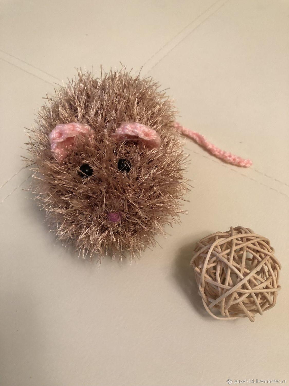 Мышка, Мягкие игрушки, Набережные Челны,  Фото №1