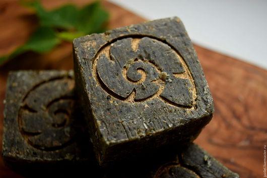 """Мыло ручной работы. Ярмарка Мастеров - ручная работа. Купить """"Банька"""" мыло сварено по старинным рецептам. Handmade. Зеленый цвет"""