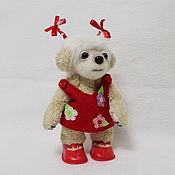 Куклы и игрушки ручной работы. Ярмарка Мастеров - ручная работа Миша Шарлотка. Handmade.