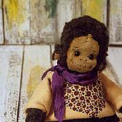 Куклы и игрушки ручной работы. Ярмарка Мастеров - ручная работа Beby monkey )). Handmade.