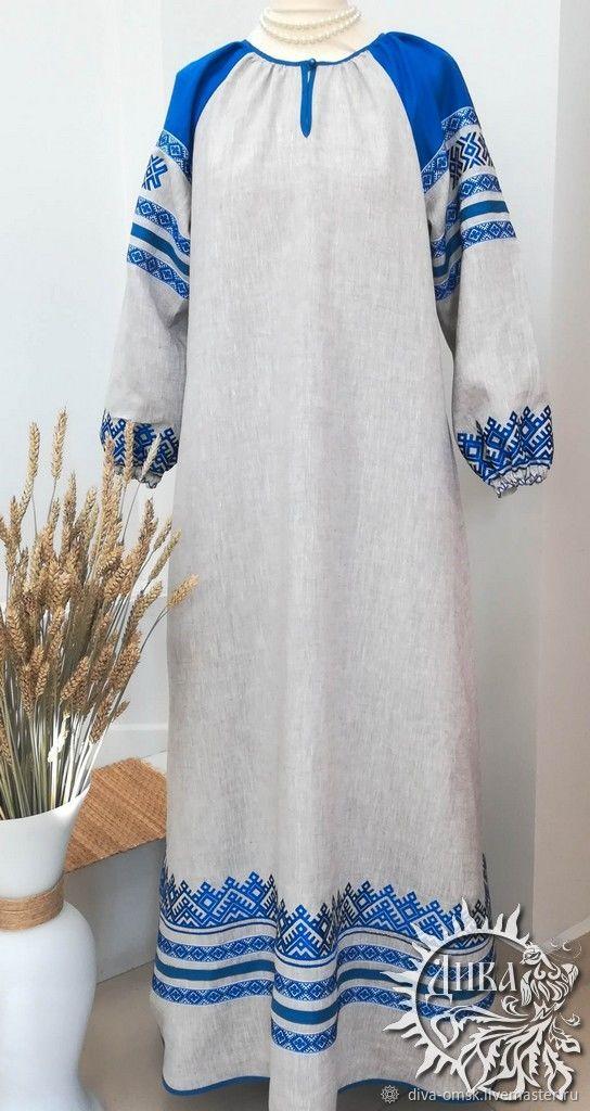 Dress Slavic 'Mlada', Dresses, Omsk,  Фото №1