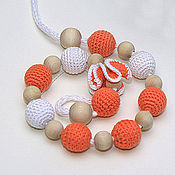 Одежда ручной работы. Ярмарка Мастеров - ручная работа Слингобусы оранжевые. Handmade.