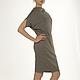 платье серое платье из вискозы платье красивое платье с поясом платья больших размеров платье макси платье свободное