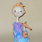 Куклы и игрушки ручной работы. Ярмарка Мастеров - ручная работа Маленький Принц.. Handmade.