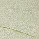 Ткань немецкий хлопок `Усики` (светло-зеленая)