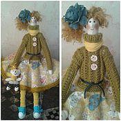 Куклы и игрушки ручной работы. Ярмарка Мастеров - ручная работа София. Handmade.