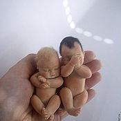 Куклы и игрушки ручной работы. Ярмарка Мастеров - ручная работа Малыши 2. Handmade.