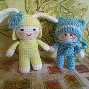Куклы и игрушки ручной работы. Ярмарка Мастеров - ручная работа Пупсы-румяные малыши. Handmade.