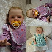 Куклы и игрушки ручной работы. Ярмарка Мастеров - ручная работа Милаша-3. Handmade.