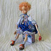 Куклы и игрушки ручной работы. Ярмарка Мастеров - ручная работа Ангел Морских путешествий. Handmade.