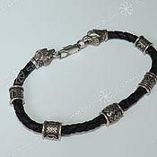 Русский стиль handmade. Livemaster - original item Bracelet